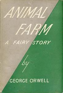 كتاب  مزرعة الحيوانات - جورج أورويل