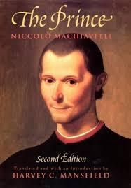 كتاب  الأمير - نيقولو مكيافيللي